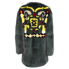 Tweed Belted Kimono Et Cetera 1990 s gianni versace polka dot trench coat at 1stdibs