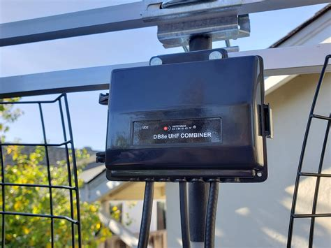 antennas direct dbe review  large roof mount tv antenna  great  finding weak signals