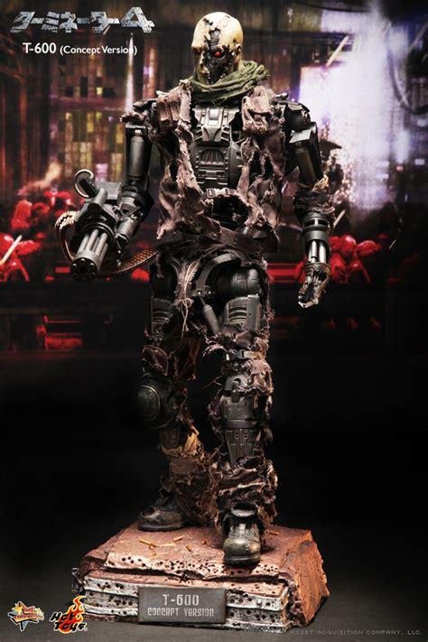 Toys Terminator Salvation T 600 Concept Version toys terminator salvation t 600 endoskeleton concept version