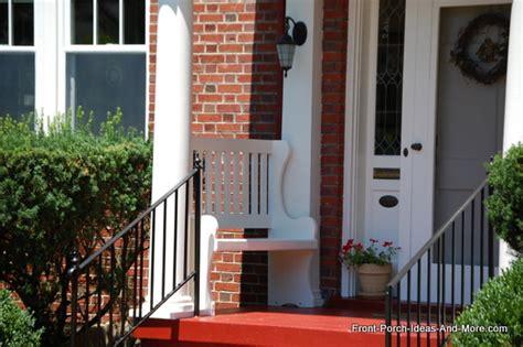 small bench for front porch lexington va front porch designs front porch ideas