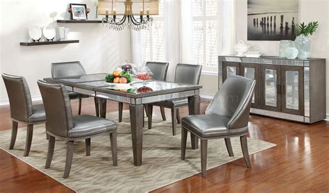 sturgis cmt dining table  dark grey woptions