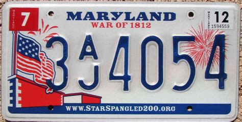 Vanity Plates Maryland by Vanity License Plate Chaos At Maryland 2017 2018 Cars