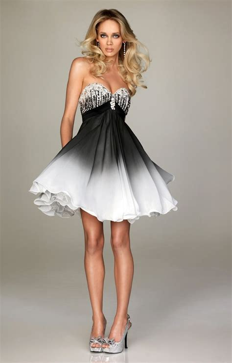 Bw Dress prom dresses ideas white ombre prom dresses and prom