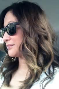 peek a boo hair color hair color brown base with peek a boo highlights