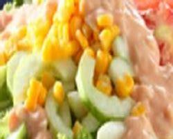 cara membuat salad sayuran praktis cara membuat salad sayuran sederhana resep masakan spesial