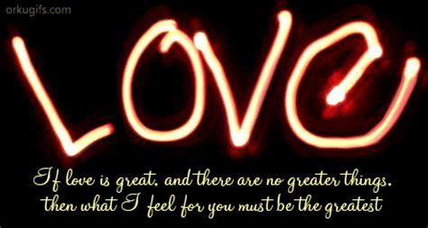 love  great     greater     feel      greatest