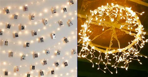 crafts with lights 40 cool diy ideas with string lights diy projects for