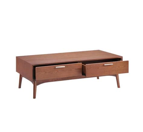 Contemporary Coffee Tables And End Tables Modern Walnut Coffee Table Z091 Contemporary