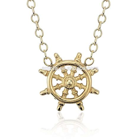 Handmade Gold Jewellery Designs - 2015 handmade gold jewellery designs necklace nautical