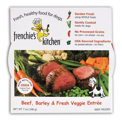 Frenchie S Kitchen by Frenchie S Kitchen Beef Chicken Turkey Gently Cooked