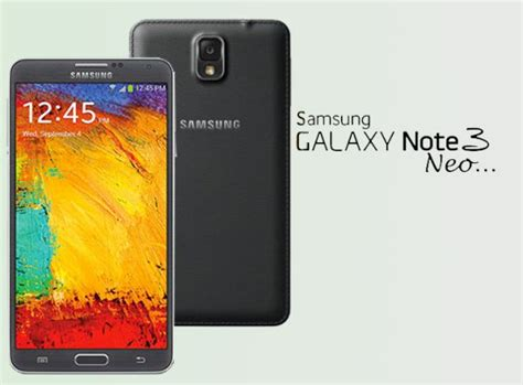 Samsung Note 3 Neo Samsung Confirms Galaxy Note 3 Neo Will Get Android 5 0