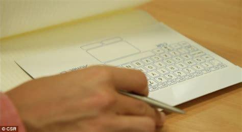 Keyboard Komputer Fleksibel keyboard komputer canggih yang fleksibel dan tertipis di dunia hal hal aneh didunia ini
