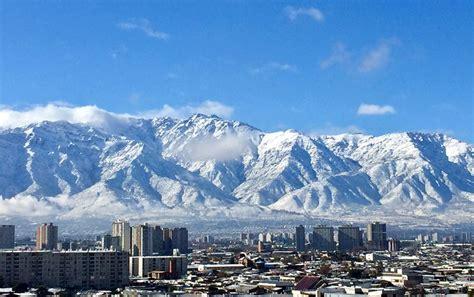 fotos santiago invierno santiago de chile vivi 243 la mayor nevada en la 250 ltima