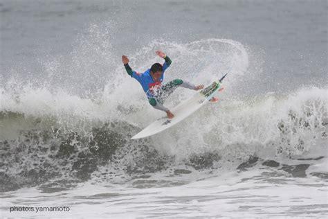 asp4スター quiksilver open japan 2013 がラウンドオブ144からスタート