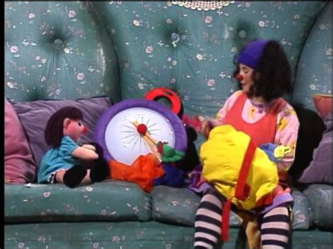 Big Comfy Episode by Alyson Court 2017