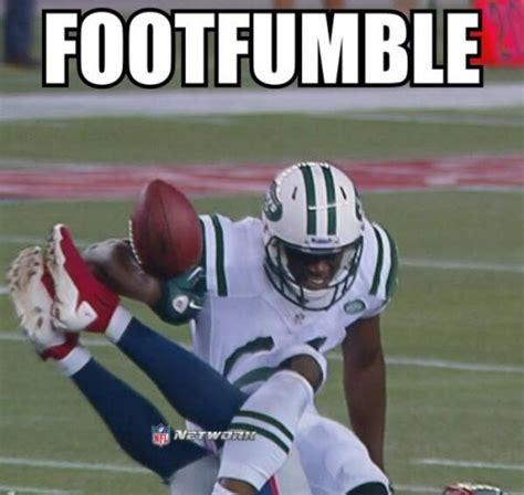 Fumble Meme - footfumble daily snark