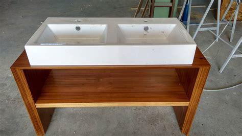mobili bagno teak mobile bagno in legno teak