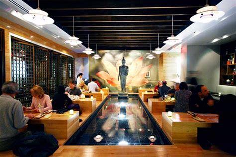 Thai Restaurant Design Decoration by Modern Thai Restaurant Interior Design Sea Las
