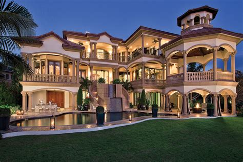 High Class Precast National Precast Concrete Association Luxury Homes In Naples Florida