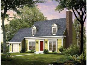 Images Of Cape Cod Style Homes Eplans Cape Cod House Plan Cape Cod Update 1747 Square