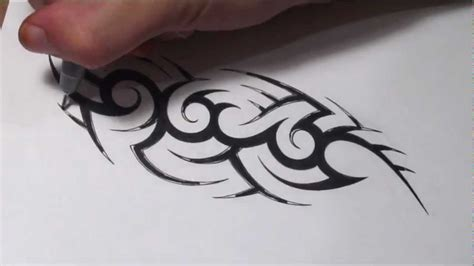 names in tribal tattoos how to create a tribal name design