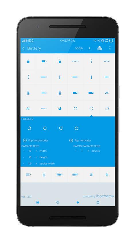 aptoide zte flat style bar indicators 2 0 1 apk download android