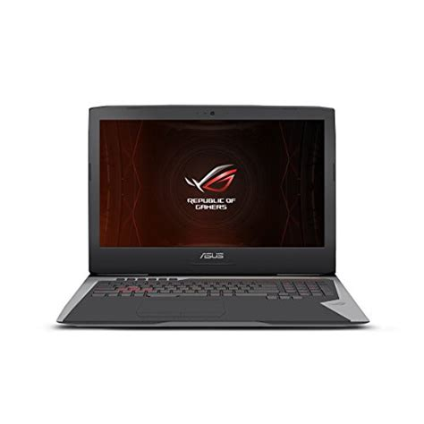 Asus Rog Laptop Ddr4 asus rog g752vs oc edition gaming laptop 17 120hz g sync hd intel i7 7820hk cpu