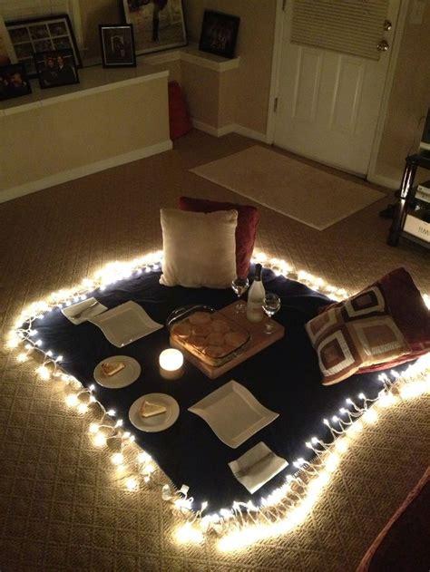 bedroom surprises for your girlfriend best 25 indoor picnic ideas on pinterest surprise