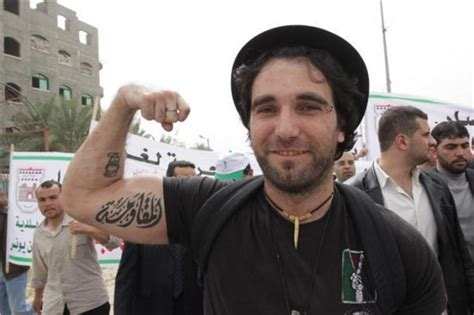 brtt tattoo what did vittorio arrigoni s israellycool
