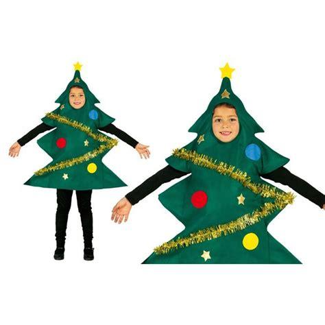 disfraz arbol de navidad infantil barullo com