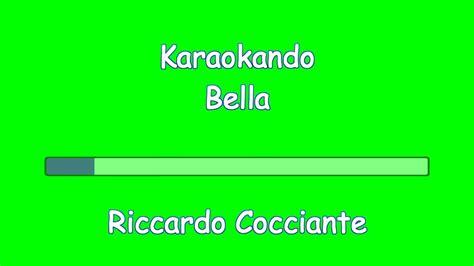 testo notre dame karaoke italiano riccardo cocciante testo