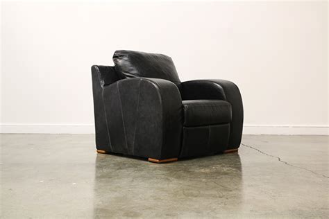 Contemporary Leather Lounge Chairs by Contemporary Leather Lounge Chair Vintage Supply Store