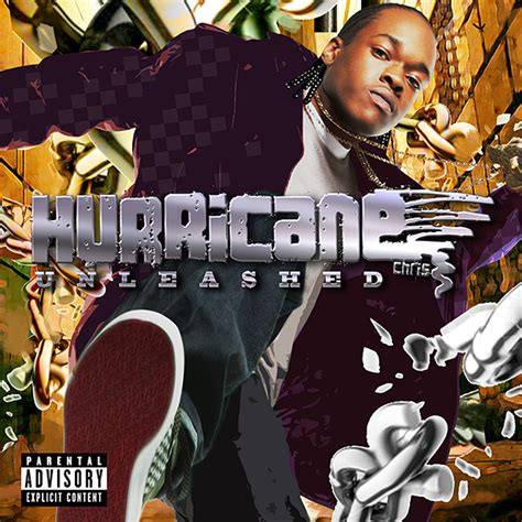 Headboard Hurricane Chris by Hurricane Chris Unleashed Album Cover Hiphop N More