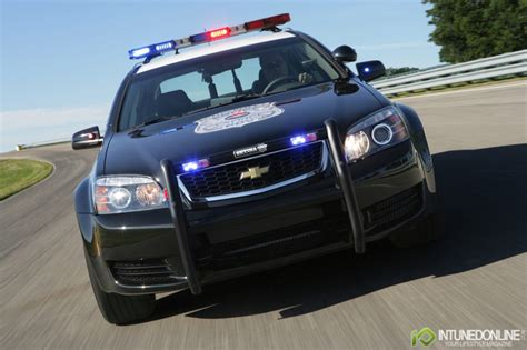 2011 chevrolet caprice 2011 chevrolet caprice ppv takes the streetsintuned