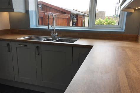Parma Gray Kitchen by Farrow Parma Gray No 27 Toughened Glass Splashback