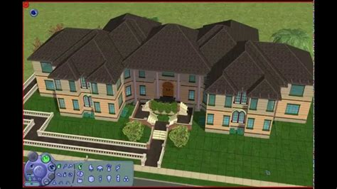 mod the sims glenridge hall the mansion from tv series the image gallery sims 2 mansion