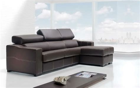 Small Spaces Configurable Sectional Sofa Futuristic Living Room Design With Small Spaces Configurable Leather Sectional Sofa And Brown