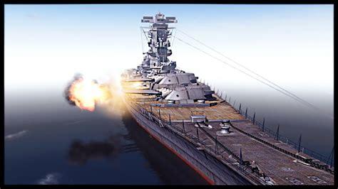 biggest battleships in the world biggest battleship ever built ijn yamato vs uss iowa