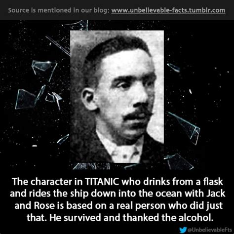 film titanic based true story unbelievable facts
