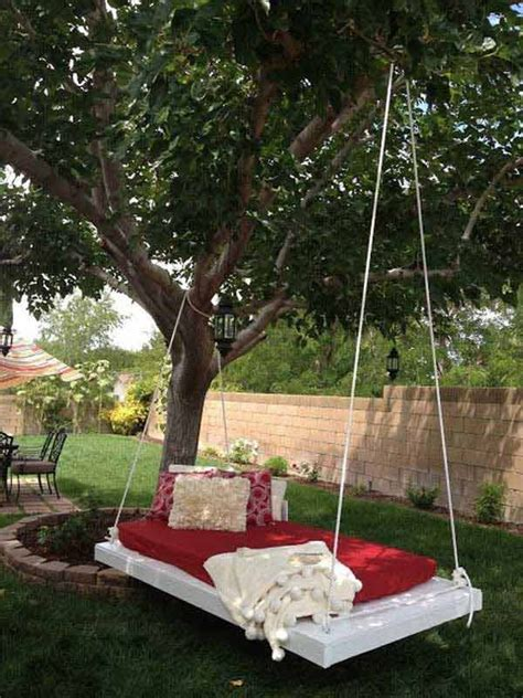 hanging swing bed 17 best ideas about hanging beds on pinterest troline