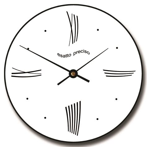 modern wall clocks modern wall clocks from 12 quot to 60 quot customize your clock