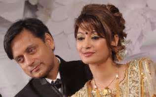 Wedding Album Of The Year 2014 by Shashi Tharoor Sunanda Dubai Wedding Album Emirates 24 7