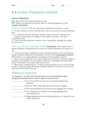 limiting factors worksheet answer key science biology ap toms river high east page 1 course