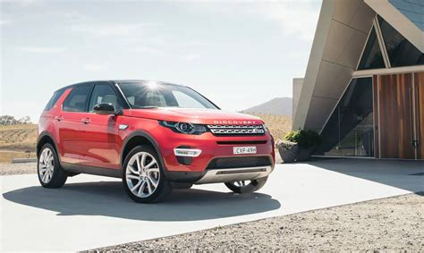 land rover discovery sport 2017 2017 land rover discovery sport priced for october launch