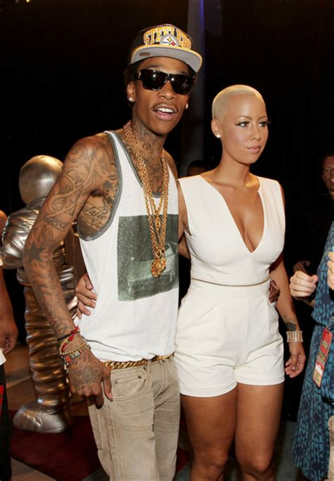 wiz khalifa tattoo of amber rose wiz khalifa tattoos lookbook stylebistro
