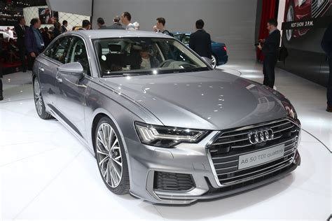 new audi 2018 a6 2018 audi a6 makes a new bid for executive car dominance evo