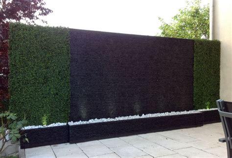 Mur De Terrasse by Mur D Eau Sur Une Terrasse Histoire D Eau