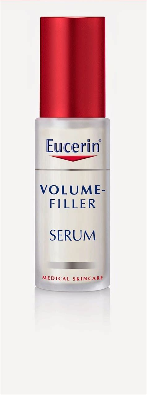 Serum Eucerin volume filler serum de eucerin un 10 en belleza