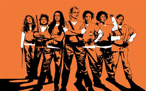 wallpaper iphone orange is the new black orange is the new black season 5 2017 4k wallpapers hd
