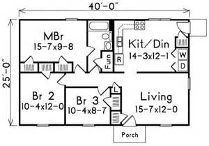 1000 sq ft house plans 1 bedroom 1000 square feet 3 bedrooms 1 batrooms on 1 levels